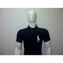 Mens Corporate Black T-Shirt