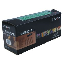 E460X31E Lexmark Toner Cartridge