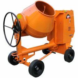 Manual Mini Concrete Mixer