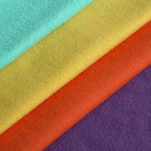 Cotton Plain Fleece Fabric
