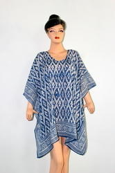 Indian Handmade Block Printed Kaftan