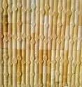 Yellow Bamboo Stone Wall Tile, Packaging Type: Cartoon Box, Size: 24*6