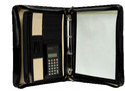 Leather Portfolio Folders