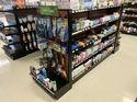 Supermarket Gondola Unit