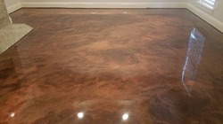 Decorative Epoxy Floor Flooring Services