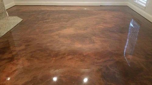Decorative Epoxy Floor Flooring Services