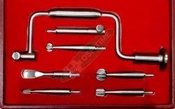 German Stainless Steel Hospitime Hudson Brace