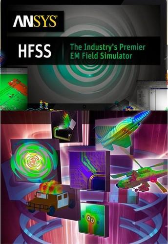 Ansys HFSS High Frequency Structural Solutions, Software For Simulating High-frequency Electromagnetic Fields