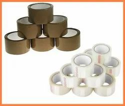 BOPP Self Adhesive Clear Brown Tape