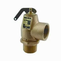 Low Pressure Relief Valve