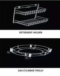 Stainless Steel  detergents holder