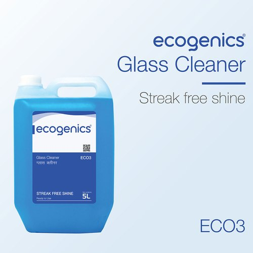 Ecogenics Glass Cleaner