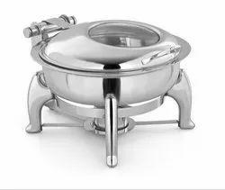 Hydraulic Round Chafing Dish