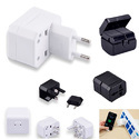Universal Travel Adapter With Case