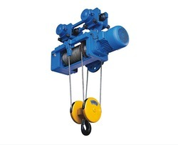5 Ton Electric Wire Rope Hoist With Motorized