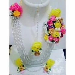 Multicolor Flowers Jewellery