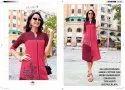 Rachna Cotton Flex Delicated Embroidery Work Koutons Catalog Kurti For Women