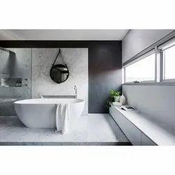 Bathroom Interior Design Service, Work Provided: False Ceiling/POP