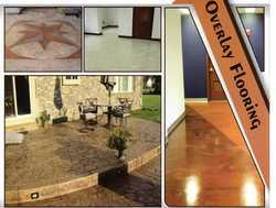 Advanced Precast Cement Flooring Overlay Concrete for Construction