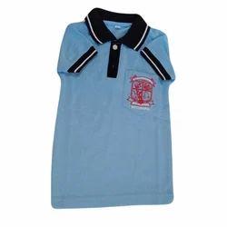 Blue Collar School Half Sleeve T-Shirt