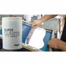 Super White Textile Printing Paste