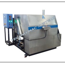 Rotary Table Washer, Rated Capacity: 30-50 Kg, 3-4 Hp