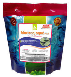Additive/Supplements for Fishes