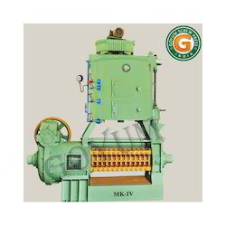 3-phase 40 Hp Motor 1440 Rpm Automatic Oil Expeller Goyum MK IV, Capacity: 15 Ton (In 24 Hours)