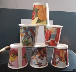 ITC 200 mL Paper Cups