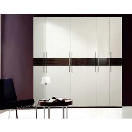 stylish white bedroom cupboard at rs 1500 square feet