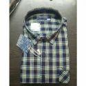 Surplus Cotton Men Check Shirt