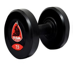 Fitbulls Round Dumbbell With PVC Grip