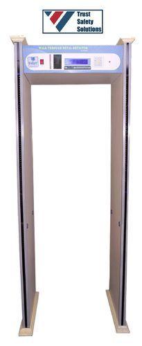 Multi Zone Door Frame Metal Detector 4 Zone Door Frame