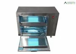 Stainless Steel UV Spoon Sterilizer