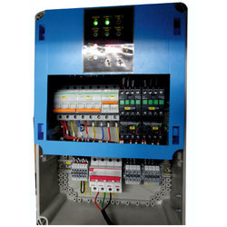 Three Phase Automation Control Panel Board, Operating Voltage: Custom Built, Degree of Protection: IP65
