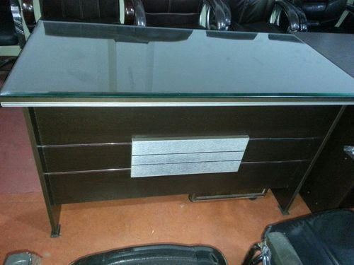 Glass Office Table at Rs 7000 piece Office Tables ID 15019398148