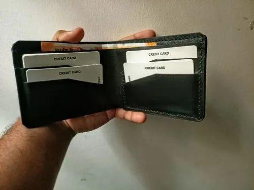 UA IMPEX Brown Mens Wallet