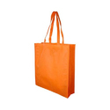 Orange Craft Paper Bag