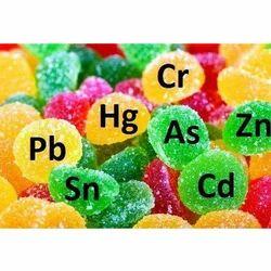 Heavy Metals In Food Test