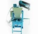 Semi Automatic 2 Brick Making Machine