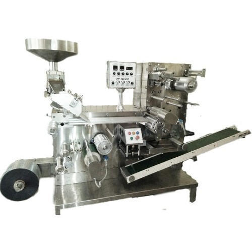 Automatic Tablet Blister Packing Machine, Capacity: 200 - 240 Pcs Per Mint,    ID: 19738624930