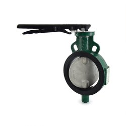 Zoloto 1078B Wafer Butterfly Valve