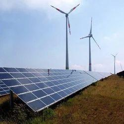 Hybrid Power Solar System