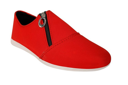 df91d55c4511a Royal Indian Exposures Women Red Party Wear Casual Stylish Shoes, Size: 3  To 7