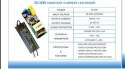 30-36W Waterproof LED Driver