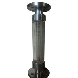 Acrylic Body Rotameter For Liquid And Gases