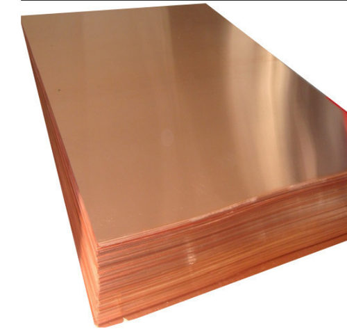 Aluminum Bronze C61400 Sheet, Size: 4, 6, 8 and 12 inch