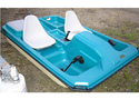 Deluxe Paddle Boat