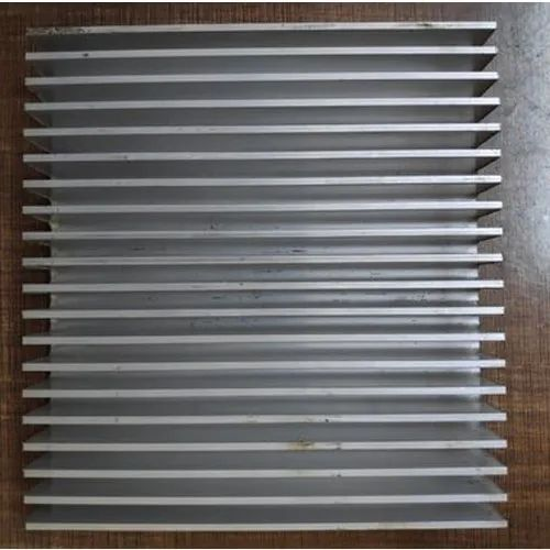 Aluminum Square Shape Heat Sink