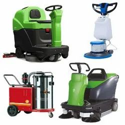 Floor Maintenance Equipment